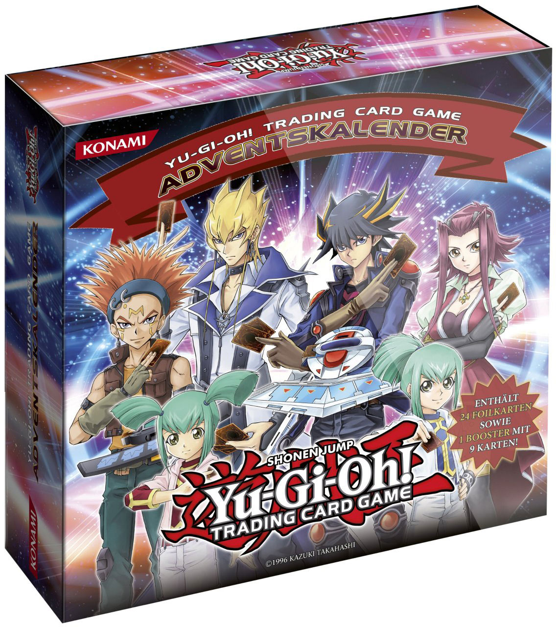 The YuGiOH QQ: Christmas is around the corner. So what does konami ...