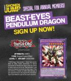 JUMP-EN074 Beast-Eyes Pendulum Dragon