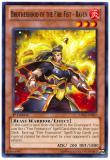 CBLZ-EN022 Brotherhood of the Fire Fist - Raven