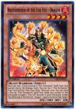 CBLZ-EN025 Brotherhood of the Fire Fist - Dragon