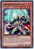 CBLZ-EN027 Brotherhood of the Fire Fist - Swallow
