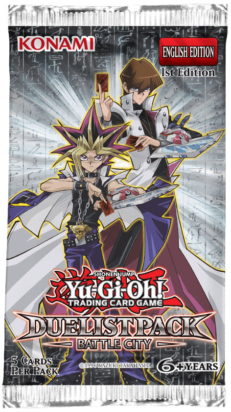 Duelist Pack Yusei Duelist Pack Battle City
