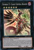 DRLG-EN043 Number C5: Chaos Chimera Dragon