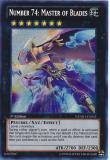 NUMH-EN032 Number 74: Master of Blades