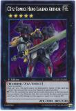 NUMH-EN042 CXyz Comics Hero Legend Arthur