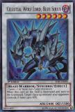 SHSP-EN090 Celestial Wolf Lord, Blue Sirius